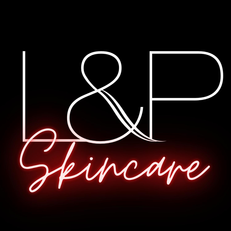 L&P Aesthetics Skincare Logo
