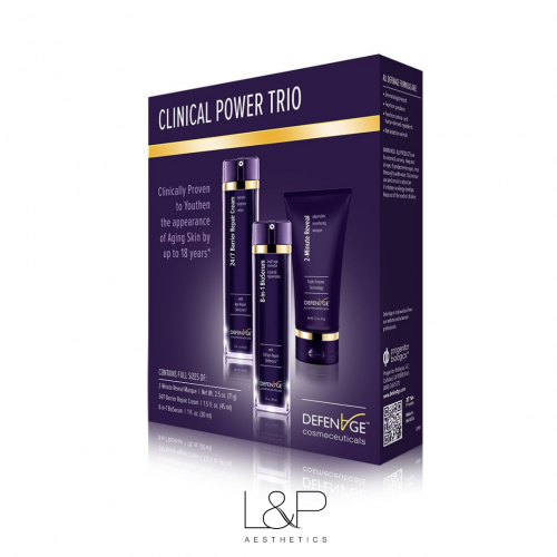 Defenage Clinical Power Trio - 2